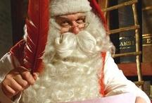 Weihnachtsmann / Der Weihnachtsmann in Finnland ist wohl die bekannteste Person der Welt. Schaut vorbei und entdeckt die großen Geheimnisse des Weihnachtsmannes im Lappland.