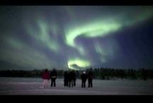 Nordlichter / Die Nordlichter sind eine im Winter typische Erscheinung am arktischen Himmel. Auch wenn es für deren Existenz viele wissenschaftliche Erklärungen gibt, so bergen sie doch stets ein gewisses Geheimnis.