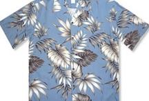 Hawaii - Aloha Shirts - <ハワイ・アロハシャツ> / Aloha Shirts 、アロハシャツ! / by HawaiiAloha( ハワイ・アロハ )