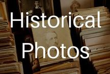 Historical Photos / A collection of my historical photographs: daguerreotypes, ambrotypes, tintypes, cartes-de-visites, cabinet cards, and postcards. I'm interviewed about my postmortem and memorial photograph collection in Death: A Series about Life, a documentary series playing worldwide.