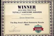 And the Award Goes to.... / Various accolades we have received over the years... thank you for your continued support! / by Grove Street Kids