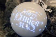 Christmas / Uit de Kerstcollectie van valeur home decoration