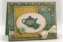 cards i like / by Sandie Charbonneau