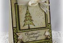 Christmas  cards i like / by Sandie Charbonneau