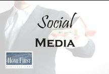Social Media / Social Media | HomeFirst Mortgage Corp. www.homefirstmortgage.com | #hfm #onestopmortgageprovider