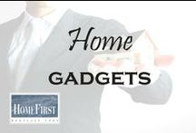 Home Gadgets / Home Gadgets | HomeFirst Mortgage Corp. www.homefirstmortgage.com | #hfm #onestopmortgageprovider