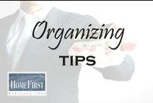 Organizing Tips / Organizing Tips | HomeFirst Mortgage Corp. www.homefirstmortgage.com | #hfm #onestopmortgageprovider