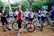 Cycle4Cambodia / Some 600,000 to 800,000 people are trafficked across international borders each year. Cambodia is sadly known to many as the sex trafficking capital of the world. In October 2013 a team of Australian women cycled across Cambodia to raise awareness on Human Trafficking and fundraise to support various organisations that work with individuals and communities affected by, or at risk of human trafficking. We are doing it again in 2014. Will you join us?