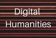 Digital Humanities / Digital humanities is a new way of doing scholarship that involves collaborative, transdisciplinary, and computationally engaged research, teaching, and publishing.