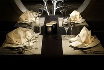Tablescapes / Love the artistry of a beautifully set table.  / by Sherry Tomaselli
