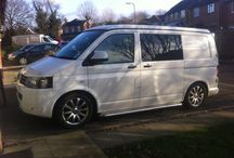 Transporters / All types of VW Transporters, old and new