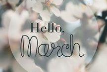 Hello... month!