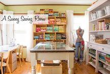 Nähstube / Sewing Rooms