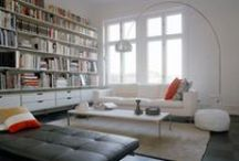 Loft - Living Room / Loft living is useable, clean and uncluttered. With the Loft Collection form is function, less is more and life is simple.