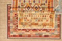 Kilims / Estas piezas de diseño geométrico muy decorativo, están tejidas de forma natural con lana o algodón muy resistente. Vuelta de doble cara. Diseños de Persia y Anatolia. Alfombras Kilim Herat, Kilim Asis