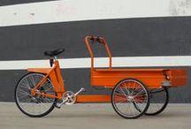 Triporteur/Tricycle Industriel