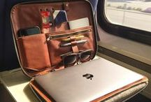 laptop cases / Cases that have been designed to stow modern day gear including laptops and tablets.