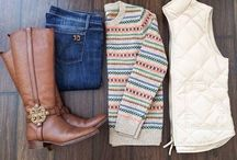 Fall Fashion / Ideas for fall so we stay on point