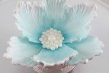 Zdobenie - kvety