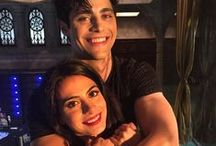 Shadowhunters / Lightwood Siblings and Malec