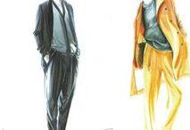 Xandra Moda Uomo L'Evoluzione / Eleganza, Stile, Arroganza, Grinta, Forza, Coraggio...Cambiare, Osare,  Qual è l'uomo di oggi?