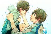 Anime Guys and sometimes yaoi.. ;P