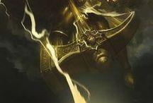 Fantasy / trono di spade e altri fantasy
