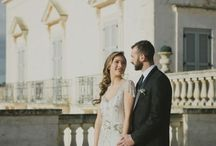 Puglia Romance By TWC / Styling & Planning: The Wedding Care Photography: Purewhite Photography Venue: Masseria Traetta Exclusive Floral Design: Fleur&Décor di Anna Galli Cake: Rosaria Garzone Cakes Stationary: Cecilia Boschi Calligraphy Wedding Dress: Jenny Packham via Errico Maria Alta Moda Sposa Groom's Apparel: Errico Maria Alta Moda Sposa