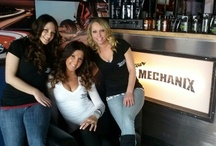 HMX GIRLZ <3 / Check out some of our Hair Mechanix Team! With many locations and great stylists you'll be sure to find a fit. We love to give guys great service and have fun!