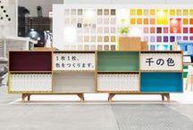 Shop windows and shop interior / Inspiration: Läden und Schaufenster