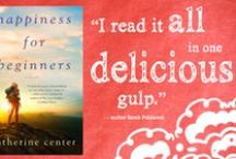 Katherine Center reviews / Reviews of novelist Katherine Center's books.