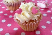 Cupcakes  / Caramel beurre salé