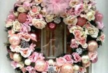 Wreaths / All Types / by Melody Simpler