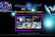 Branded Capture Pages / Brand Yourself! http://www.brandedcapturepages.com http://www.agmvideoproduction.com