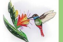 quilling / by Evelyn Akers