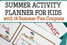 Activities with Kids / Looking for something fun to do with the kids? Look no further! Here are some awesome activities to do with Kids!