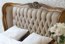 Piękna Sypialnia/ Beautiful Bedroom / Bedroom, Sypialnia, Bed, Łóżko, Toaletka, Szafa
