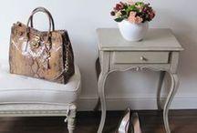 Odcienie Szarości/ Grey Elegance / Szare Meble, Taupe, Grey Furniture