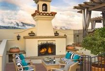 Entertaining Outdoors / Our Kimpton Design Team shares their latest outdoor entertaining obsessions here.