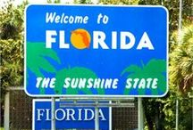 Florida Destinations / We are a Florida Business, and we are enthused about our State and all it has to offer!