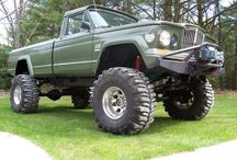 Trucks and 4x4s / by T Malcolm