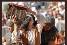 Feste del Piemonte / tutte le principali feste della regione Piemonte #italy #piemont Feste tradizionali, religiose e rievocazioni in costume, un mondo di colori e sentimenti....