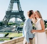 Location Eiffel Tower / Here's a selection of our images captured in the iconic Parisian location - Tour Eiffel!