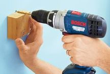Don't Worry... Be Handy! / Sometimes you just need to be able to Do It Yourself. Household tips, fixes and upgrades.