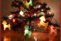 Colori e luci di Natale / fotografie....