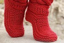 Хобби / Много вязания и мало шитья :)