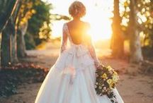 Wedding gowns we love! / Wedding dresses that take our breath away!