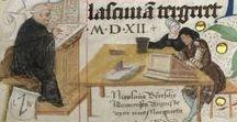 Tidbits from illuminated manuscripts