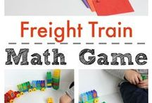Mathematics Education / Tips and tricks for teaching kids about math, the fun way!