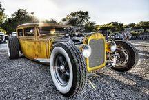 Hot Rod & Ratt Rod